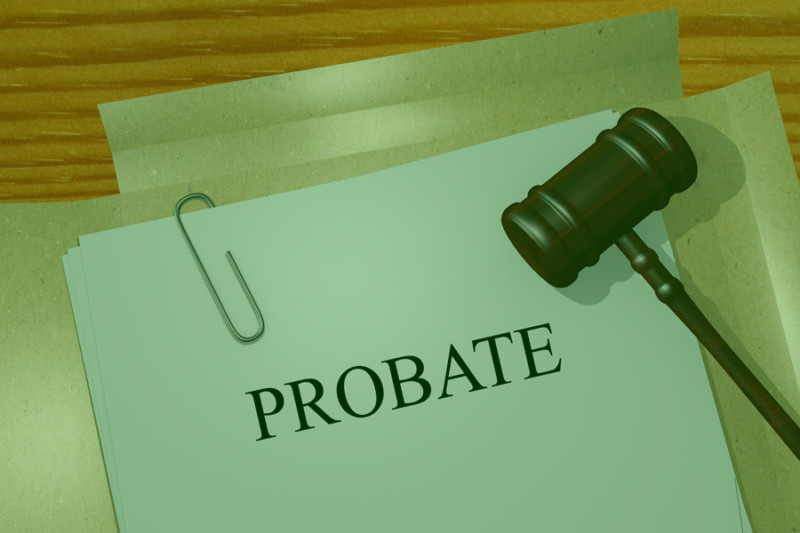 The Wacky World of Probate